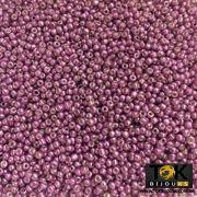 Missanguinha Pink Metalizado 10/0 - 50g