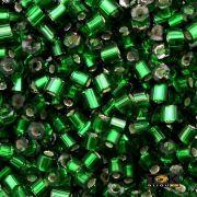Vidrilho Jablonex - Verde Bandeira Transparente - 25g