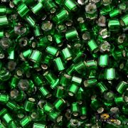 Vidrilho Jablonex - Verde Bandeira Transparente - 500g