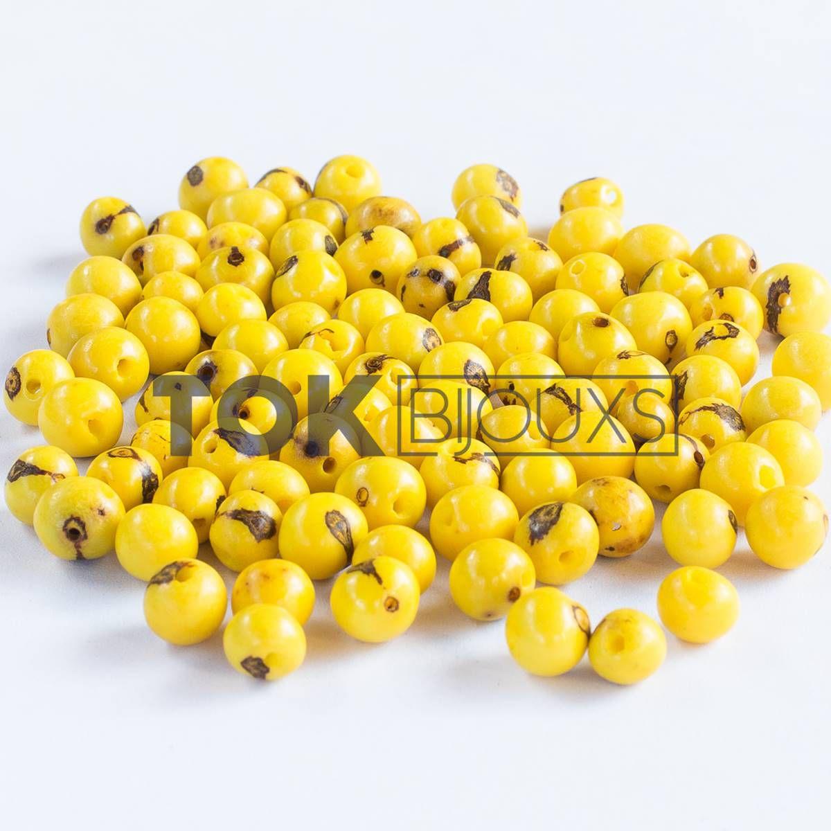 Açai Semente - Amarelo - 1000Un