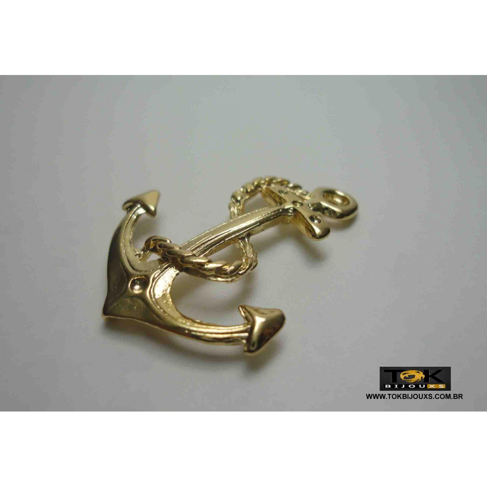 Âncora - Dourado - 1  Unid