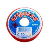 Atacado - Fio De Nylon 0,40 Artpesca® - Caixa C/ 20 Rolos