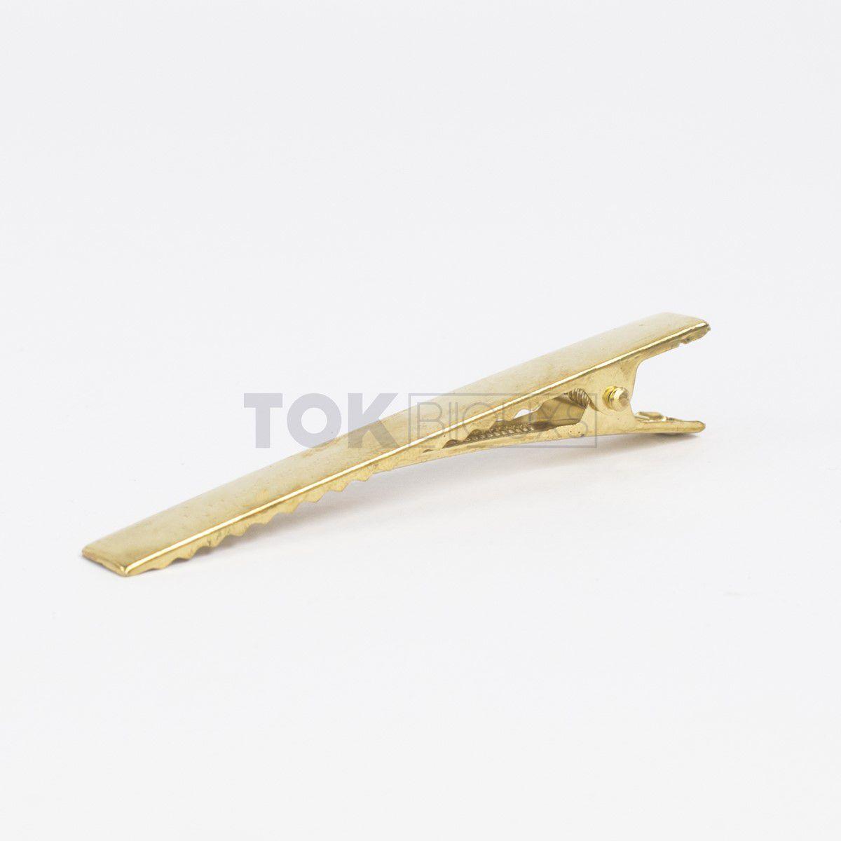 Bico De Pato - Dourado - 55mm - 100  Unid
