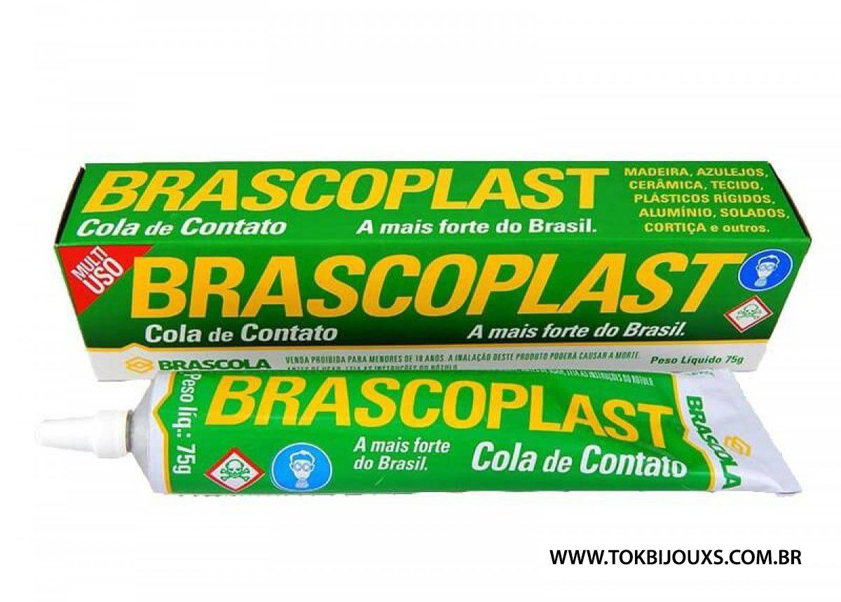 Cola De Contato Brascoplast® 75 Grs