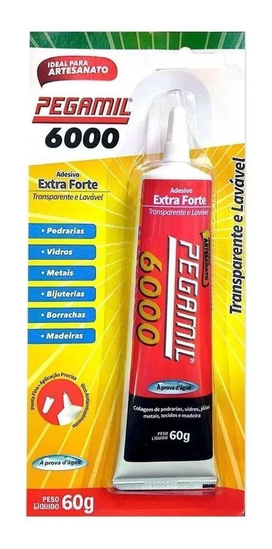 Cola Pegamil 6000 - 60g