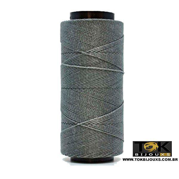 Cordão Encerado Settanyl 100g - Cinza