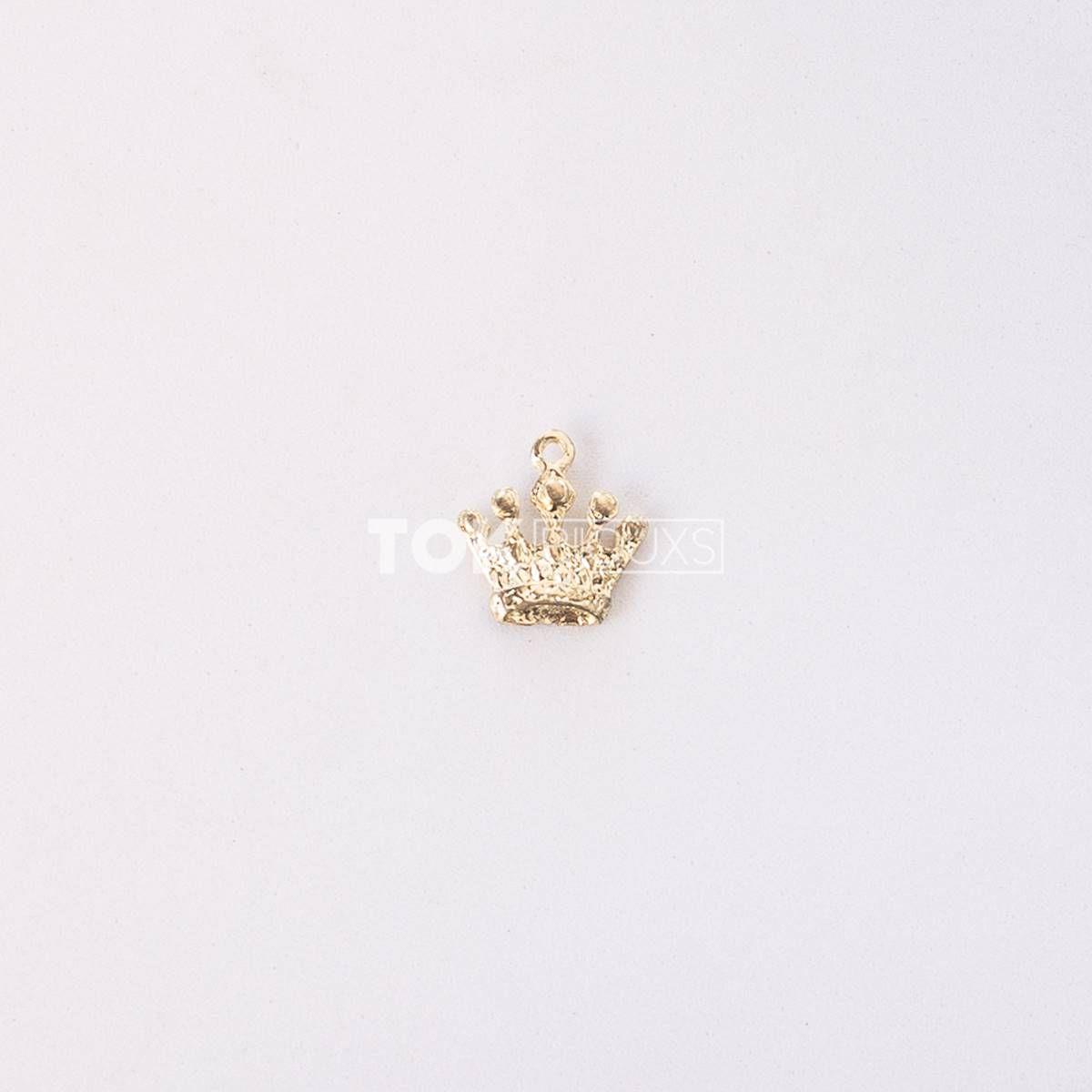 Coroa I - Dourada - 1  Unid