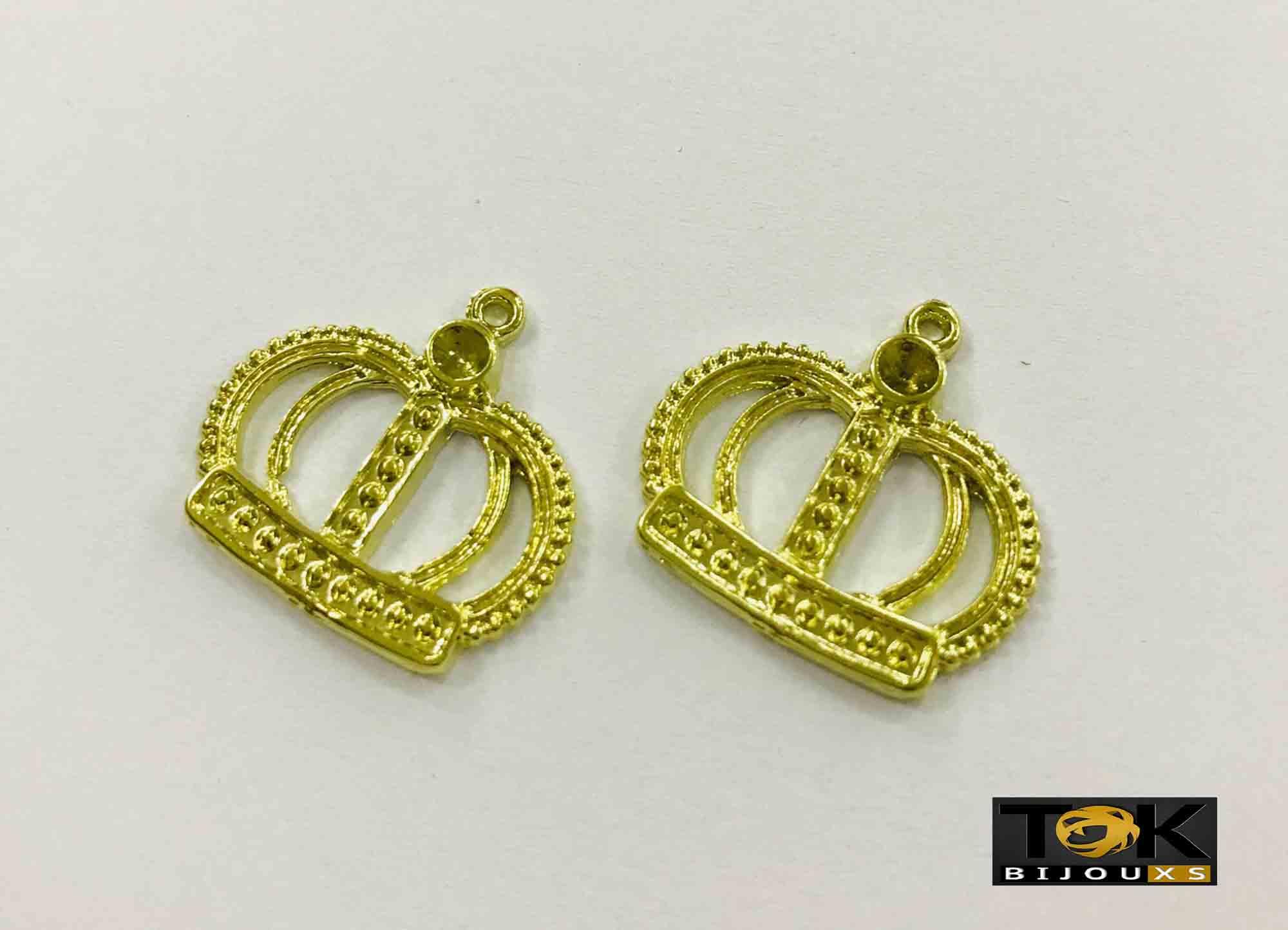 Coroa III - Dourado - 1  Unid