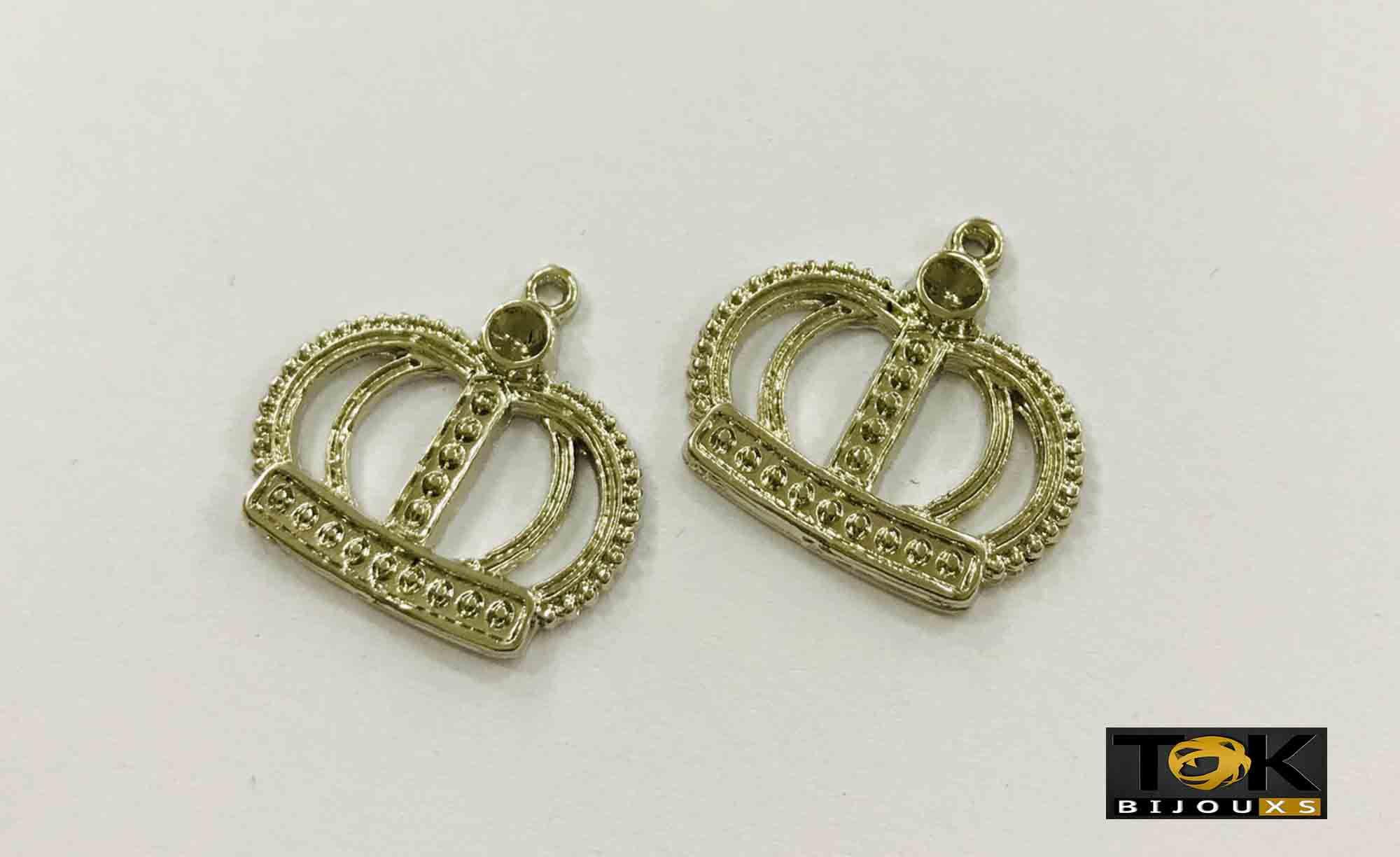 Coroa III - Prata - 1  Unid