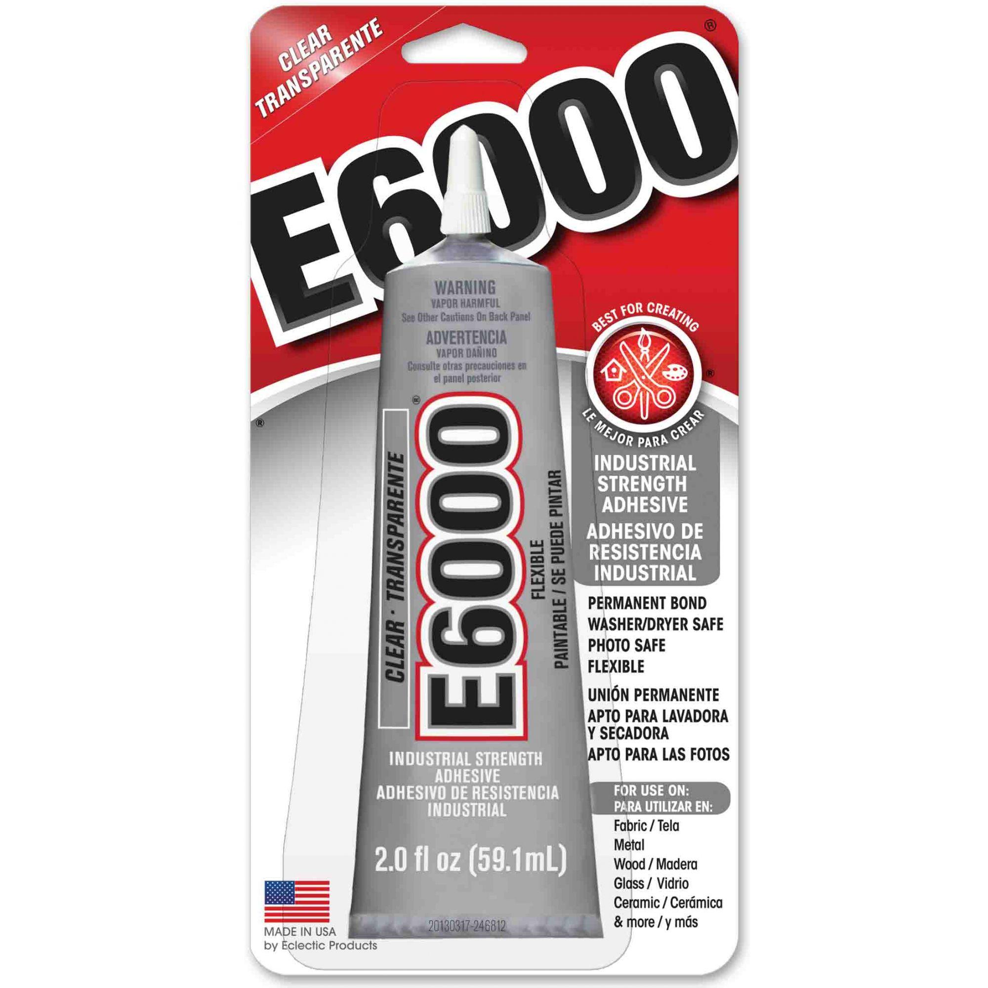 E6000® - Super Cola E-6000 Jewelry & Bead 2.0 Fl 59ml