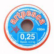 Fio De Nylon 0,25 Artpesca®