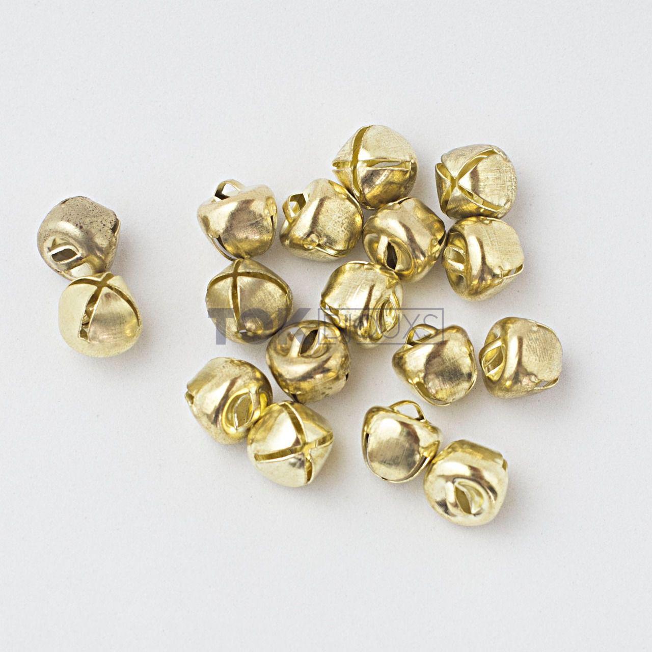 Guizo - Dourado - 12mm - 100 un