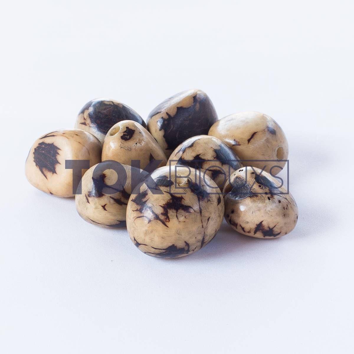 Jarina Semente - Natural / Rajado - 100 un