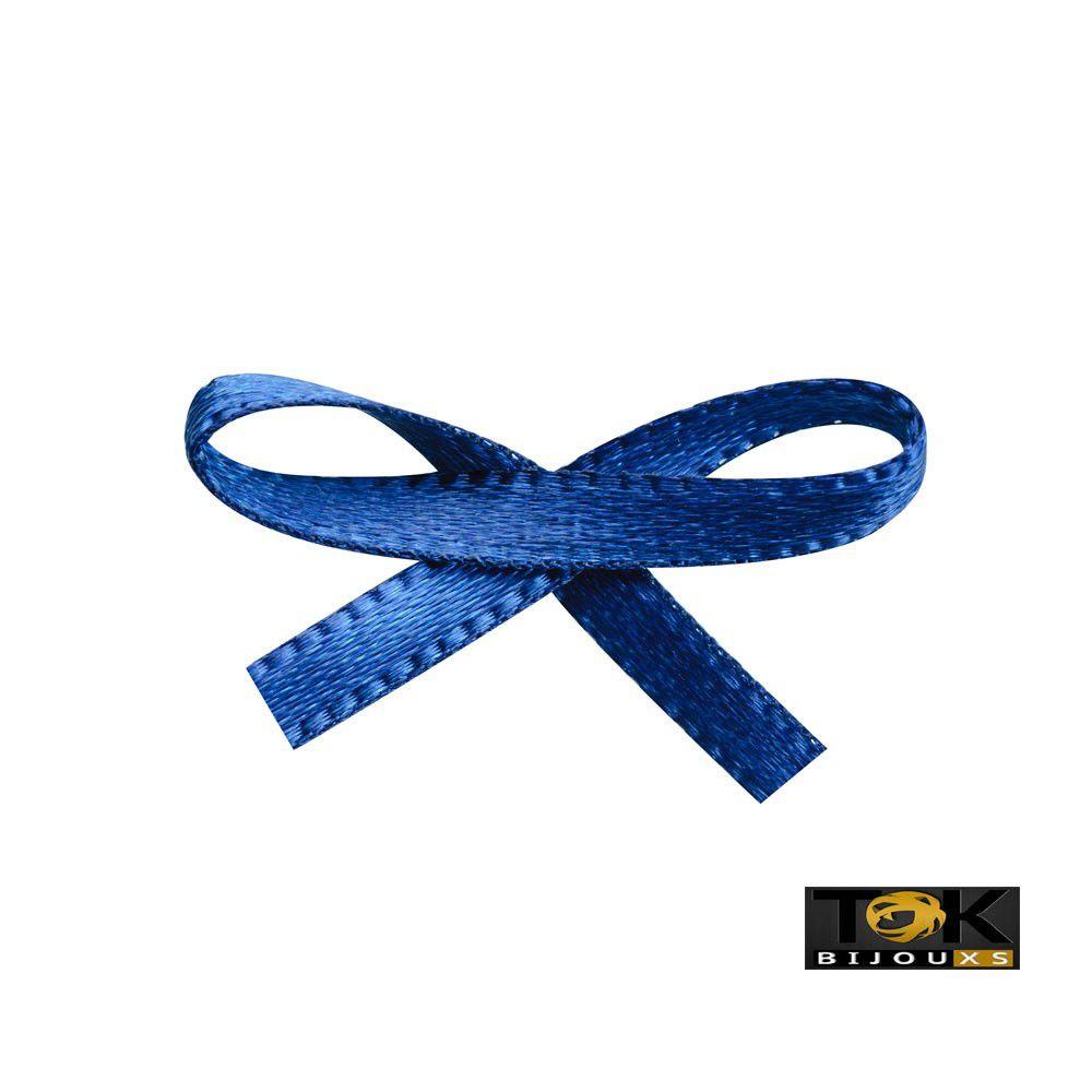 Laçinho Cetim N.0 - Azul Marinho - 100 Unid