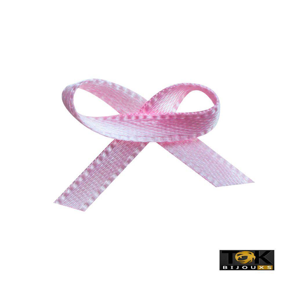 Laçinho Cetim N.0 - Rosa Bebe - 100 Unid