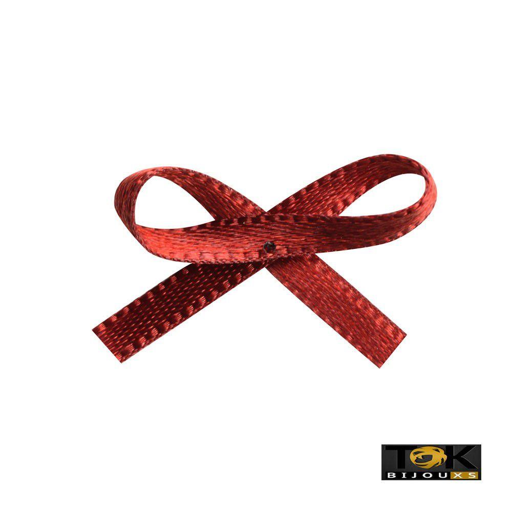 Laçinho Cetim N.0 - Vinho - 100 Unid