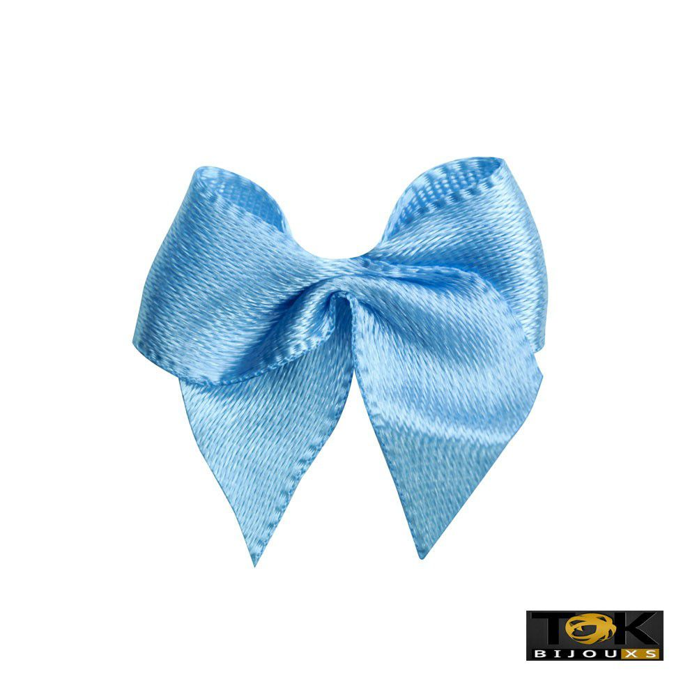 Laçinho Cetim N.2 - Azul Claro - 50 Unid