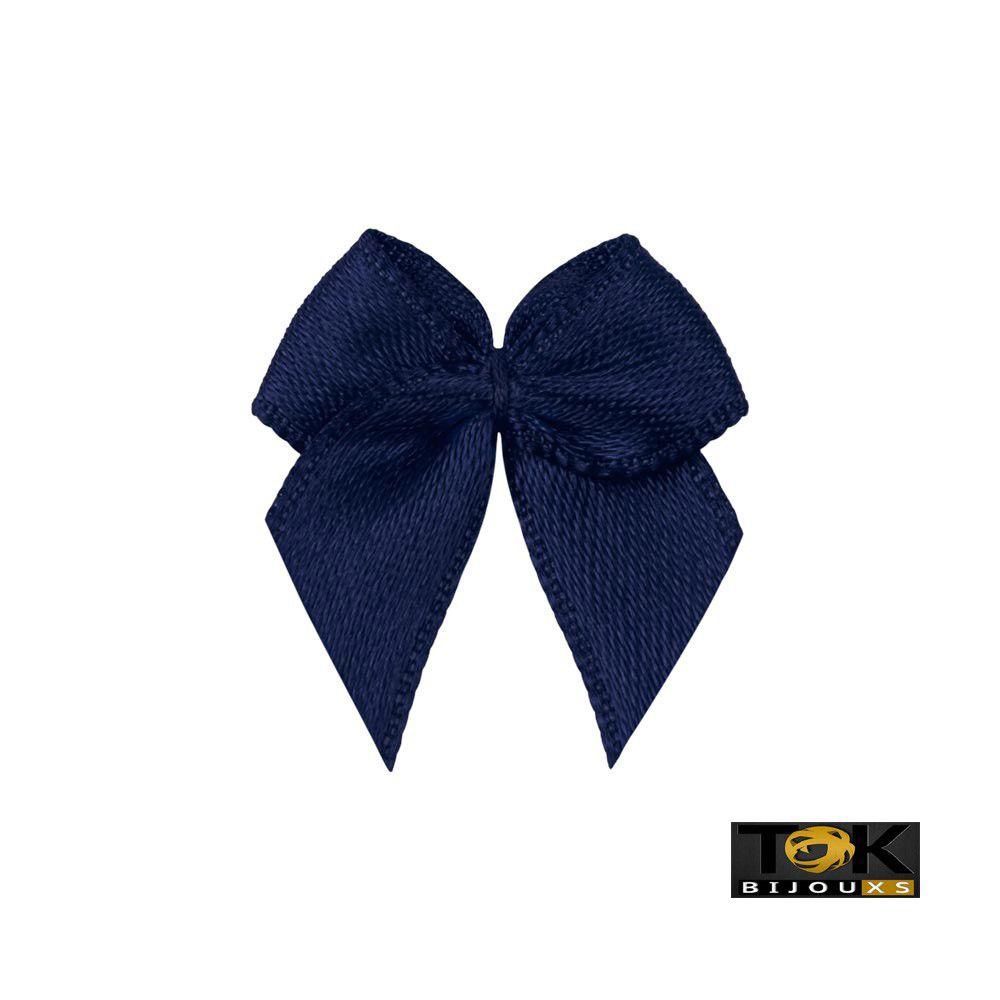 Laçinho Cetim N.2 - Azul Marinho - 50 Unid