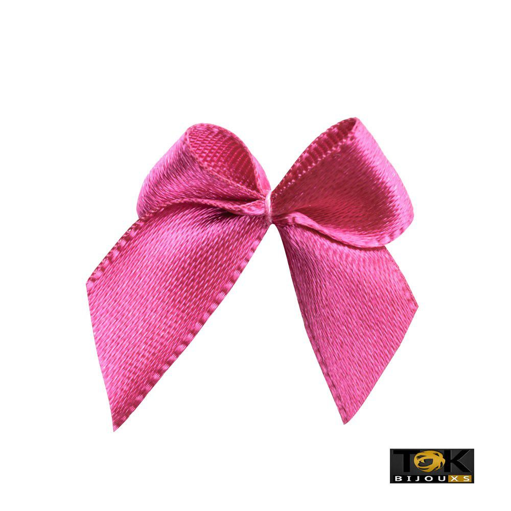 Laçinho Cetim N.2 - Pink - 50 Unid