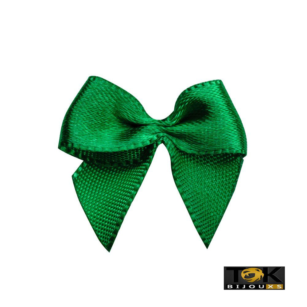 Laçinho Cetim N.2 - Verde Bandeira - 50 Unid