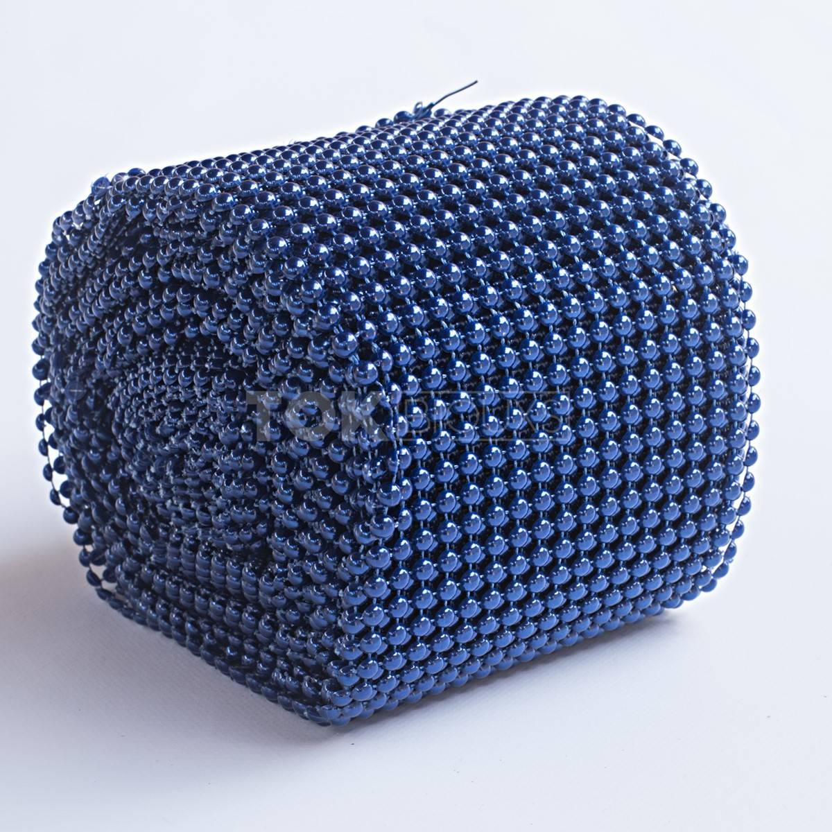 Manta Meia Pérola Abs - 8mm - Azul Royal - 9,14 Metros