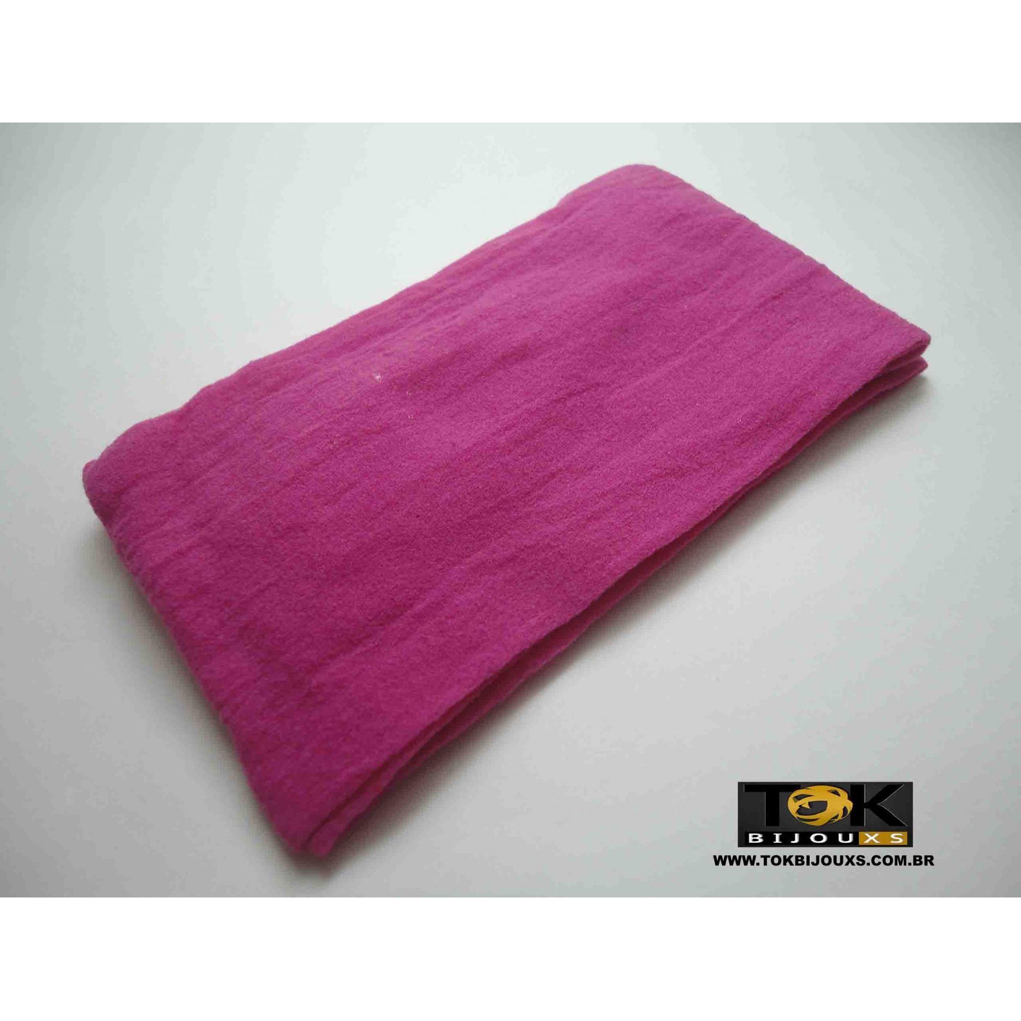 Meia De Seda - Pink - 1 Unid