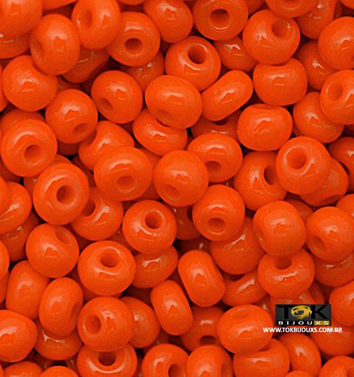 Missangão Jablonex - Laranja Leitoso - 500g