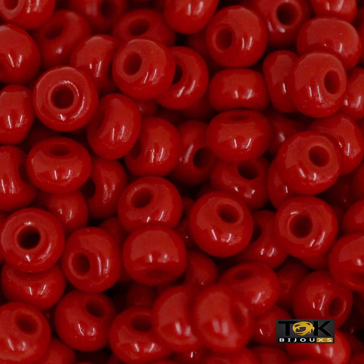 Missanguinha Jablonex - Vermelho Leitoso - 25g
