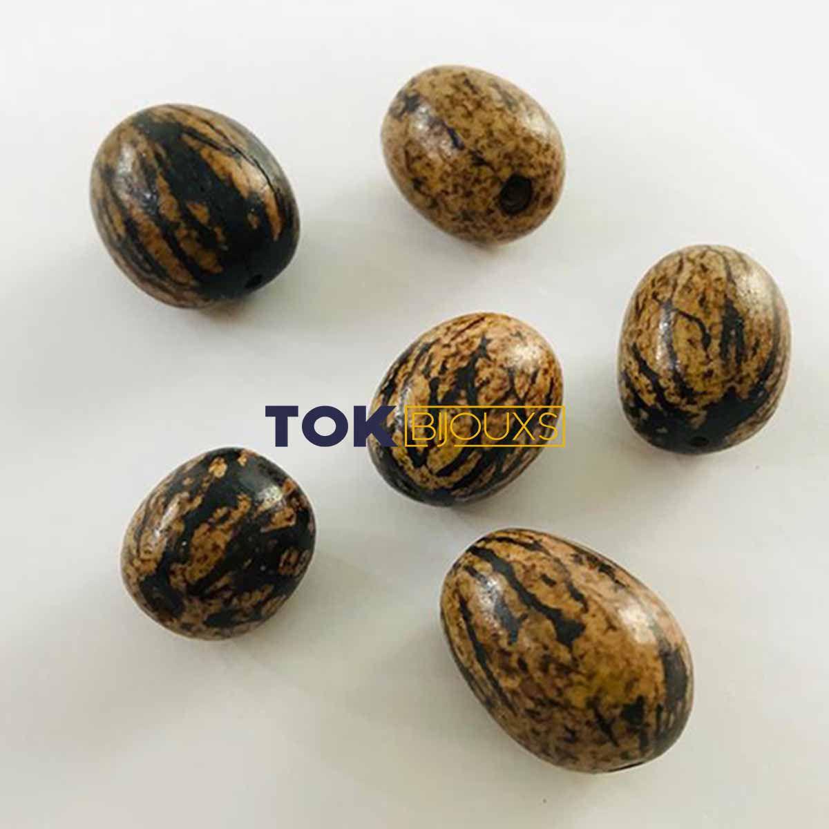 Pachuba Semente - Natural / Rajado -  100 un