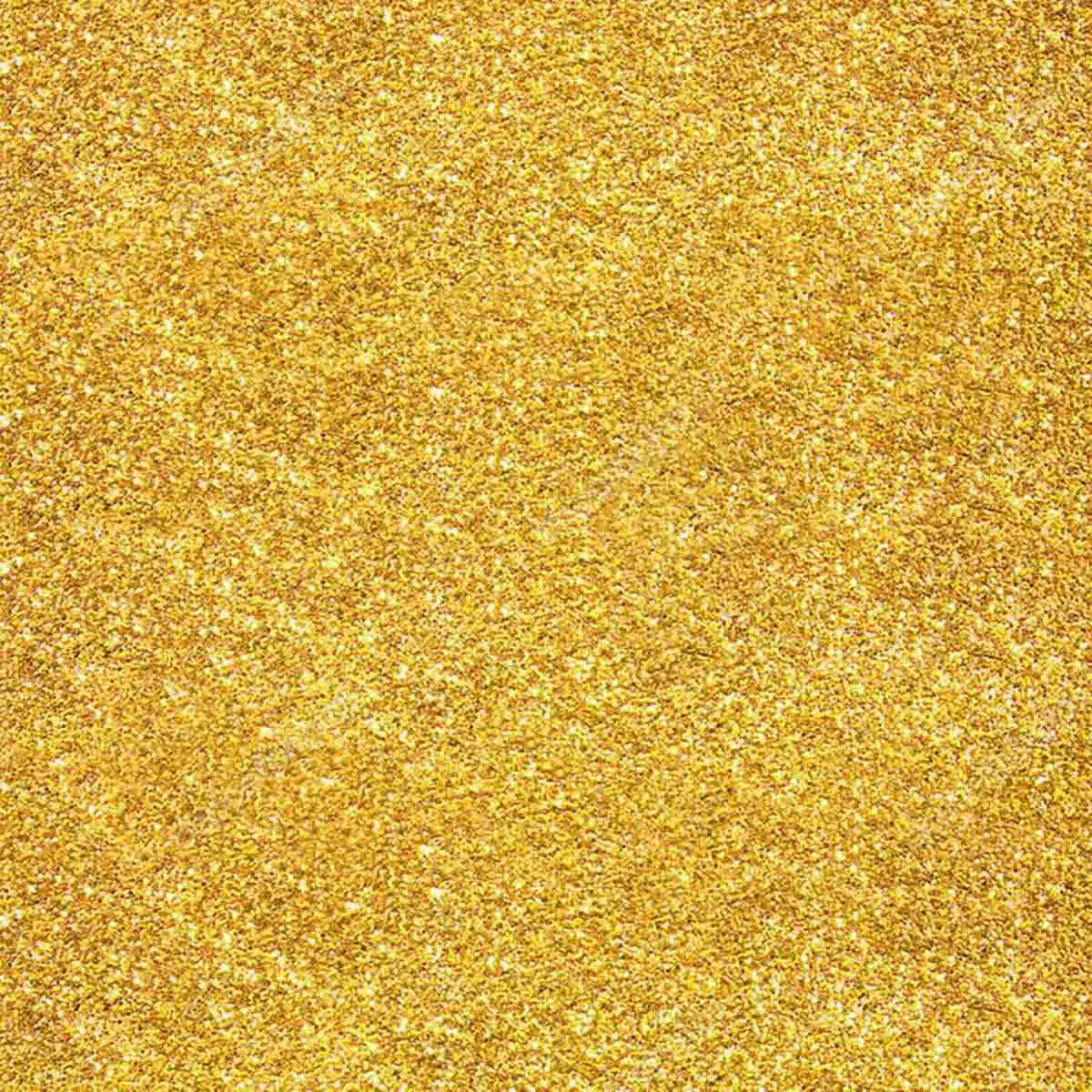 Purpurina Glitter - Dourado - 500g