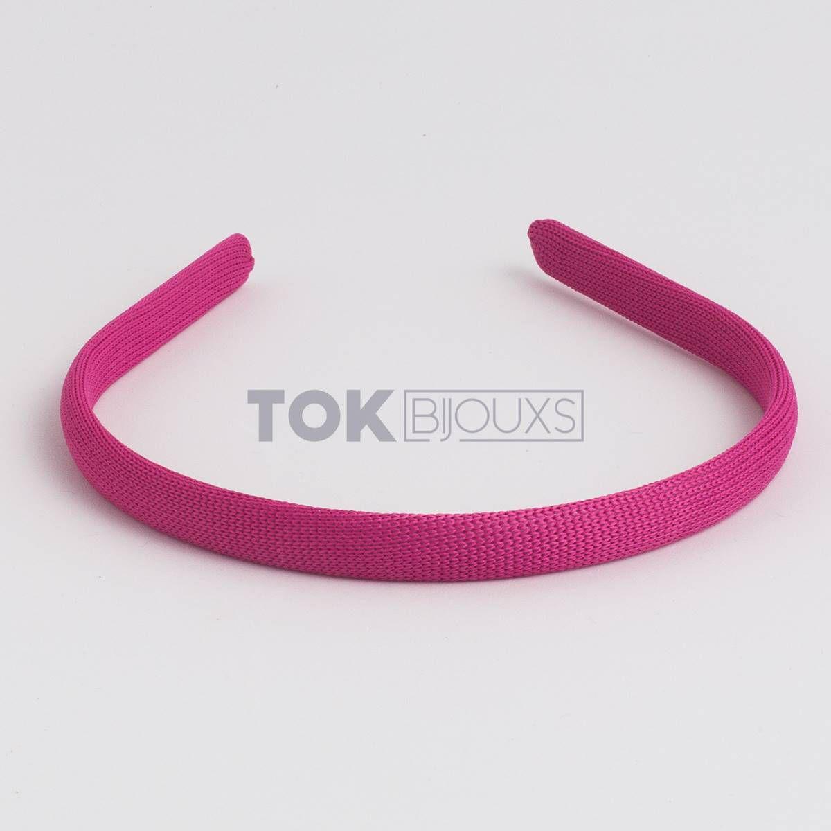 Tiaras Encapadas 10mm Pink - 12  Unid