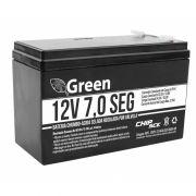 Bateria Selada 12v 7 Seg Para Alarme No Break Cerca Elétrica