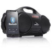Caixa De Som Bluetooth Portátil FM SD Amplificada 20W Grasep D-q13