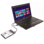 "Case Para HD SATA 2,5"" USB3.0 UASP Transparente Knup KP-HD012"