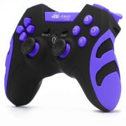 CONTROLE PS1/PS2/PS3/PC KNUP KP-4032 WLESS Azul