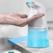 Dispensador de Sabão ou Álcool Gel Automático