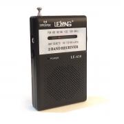 Mini Rádio de Bolso AM/FM 2 Pilhas Lelong LE-650