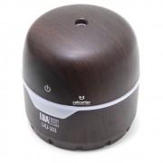 Mini Umidificador de Ar com LED Madeirado Luatek - LKJ-101