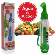 Spray Borrifador e Pulverizador para Higienização Portátil Manual