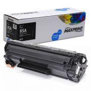 Toner Para Impressora HP Até 1.600 Paginas Preto 85A Maxprint CE285A