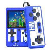 Vídeo Game Portátil Game Boy 400 Jogos Retro Clássico Sega Nes Gba Com Controle H'maston YXJ-02