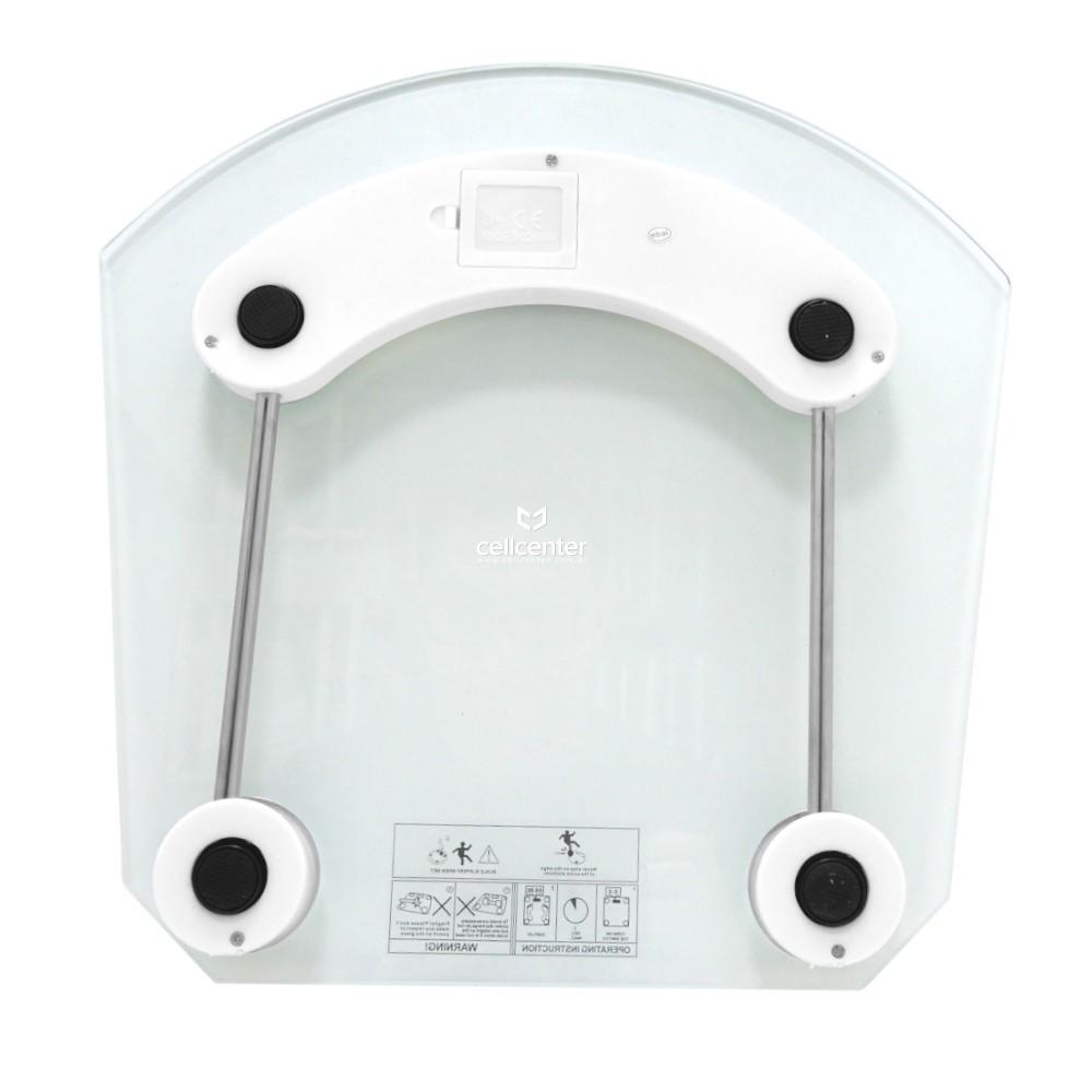 Balança Digital Vidro Lcd 180kg Banheiro fzf-2003b
