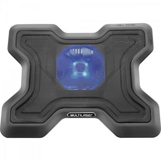 Base para Notebook 1500RPM X-Cooler Multilaser AC123