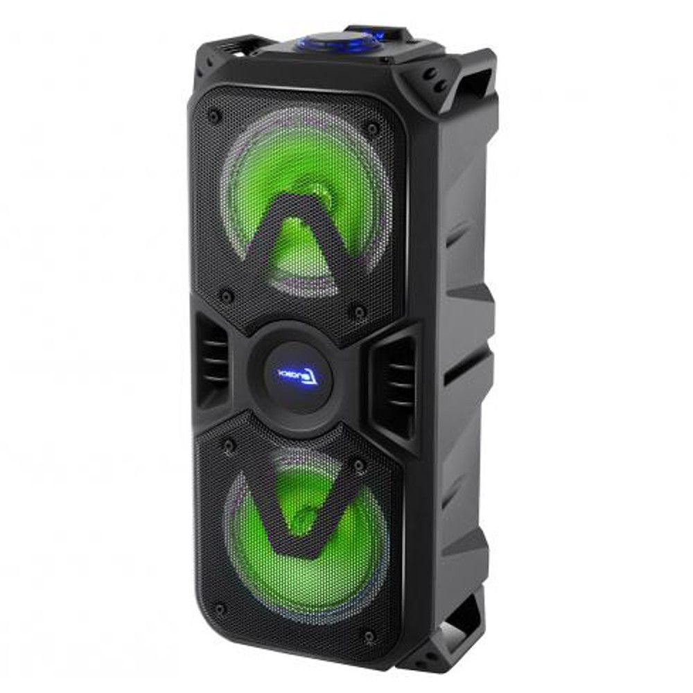 Caixa de Som Amplificada 200W Bluetooth Portátil USB Lenoxx CA400