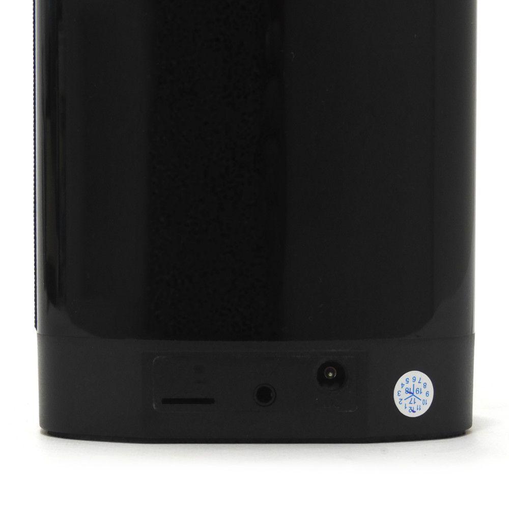 Caixa De Som Bluetooth 40W Amplificada Para PC TV Celular Com Bateria Interna Tomate MTS-2000B