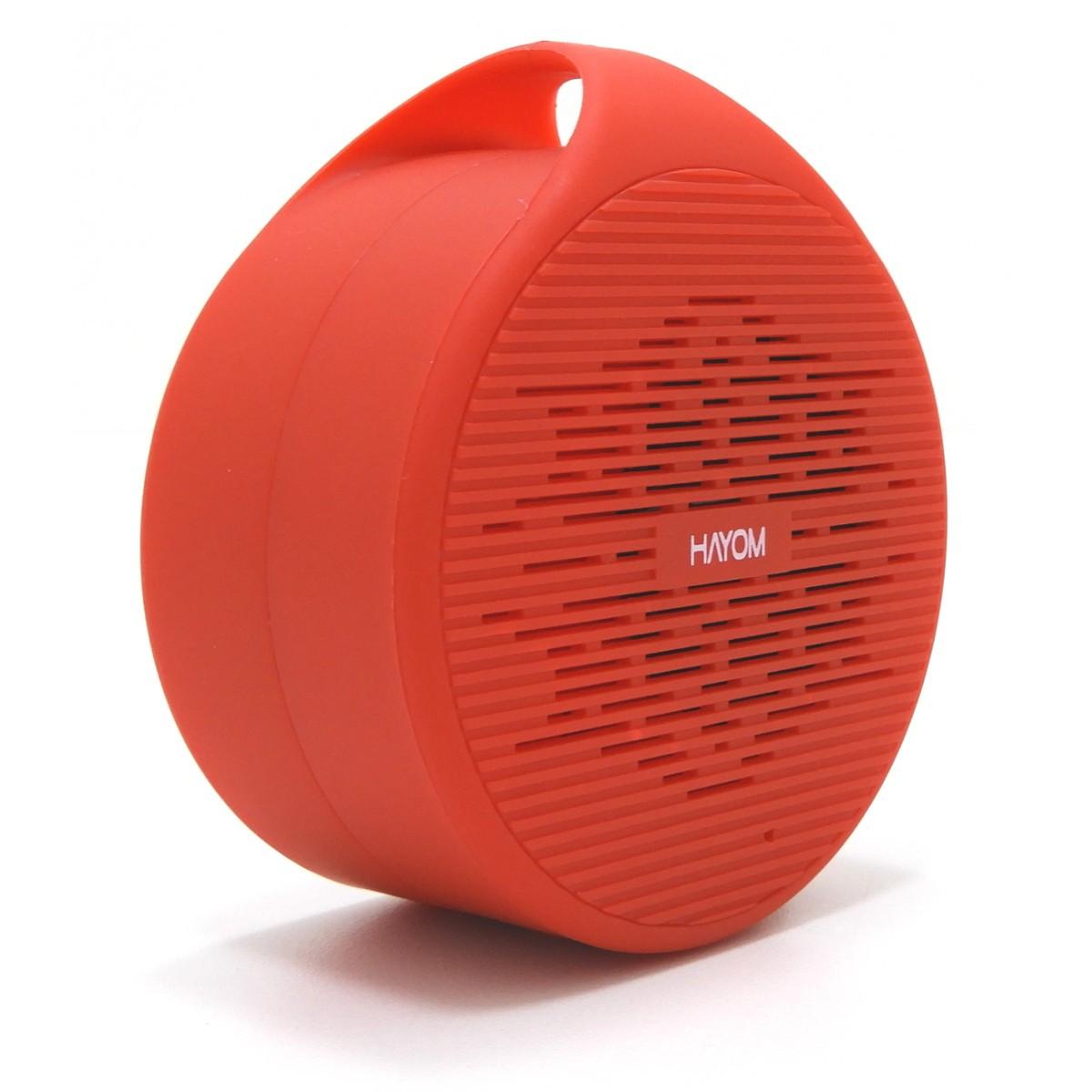 Caixa De Som Bluetooth Portátil 3w Hayom Cp-2700