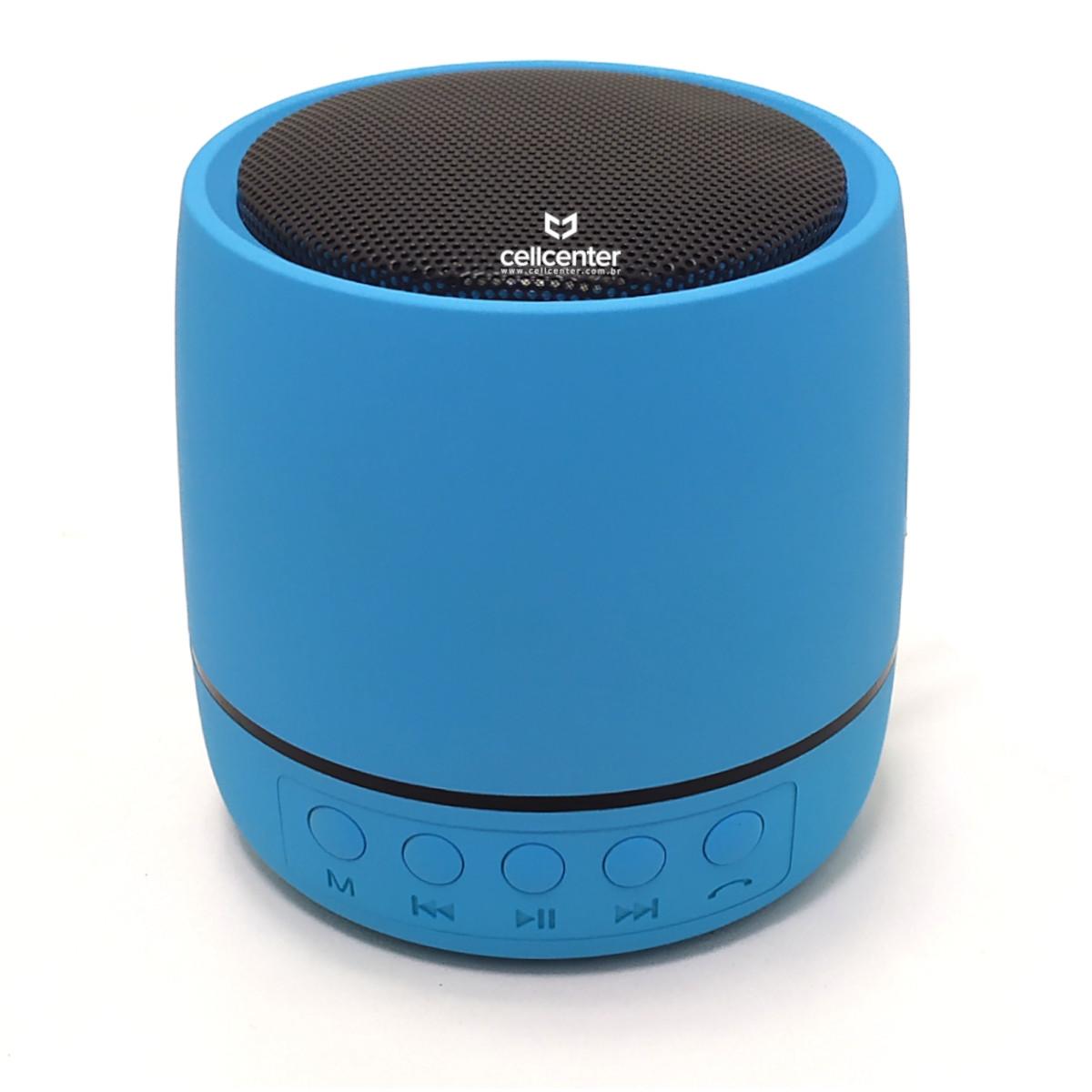 Caixa de som Mini Bluetooth 3W USB SD Speaker Xtrad WS-2922