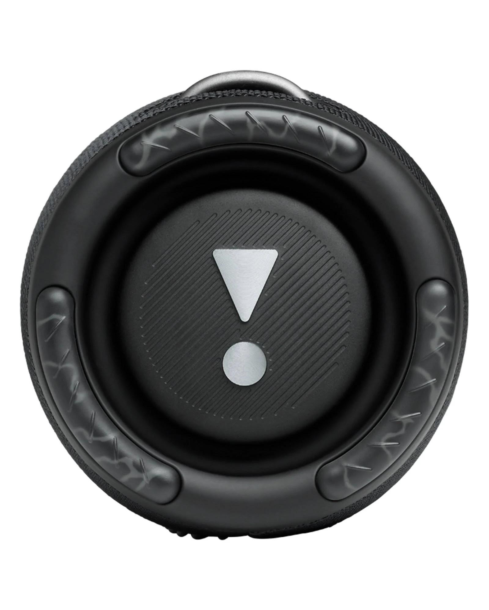 Caixa de Som Portátil JBL Xtreme 3 com Bluetooth à Prova d'água - Preto