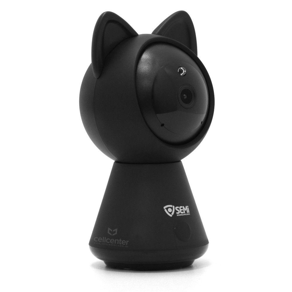 Câmera Ip com Infravermelho Wi-Fi Onvif 1080P Full hd Semi SC-B7