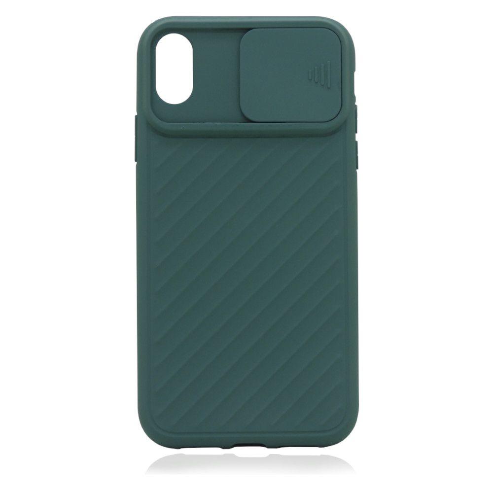 Capa Case de Silicone para Iphone XR Com proteção de Câmera